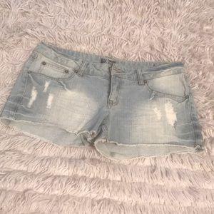 Slimic Premium Jean Shorts